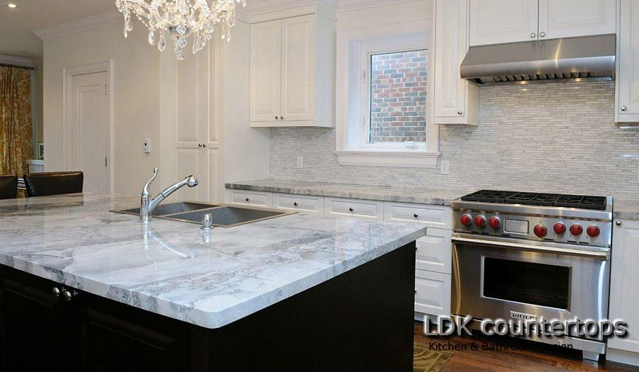 White-quartzite-countertops